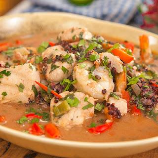 Moqueca De Peixe (Fish Stew)