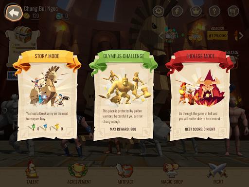 Trojan War: Rise of the legendary Sparta 2.1.5 screenshots 22
