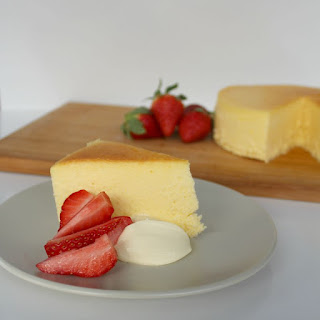 Crustless - New York Cheesecake