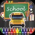100 School To Paint icon