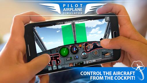 Pilot Pesawat simulator 3D 1.2 screenshots 5