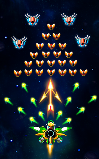Space Hunter: The Revenge of Aliens on the Galaxy 1.8.8 screenshots 3
