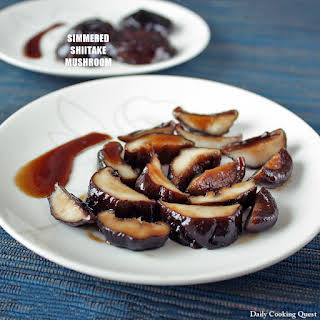 Shiitake Mushrooms Recipes.