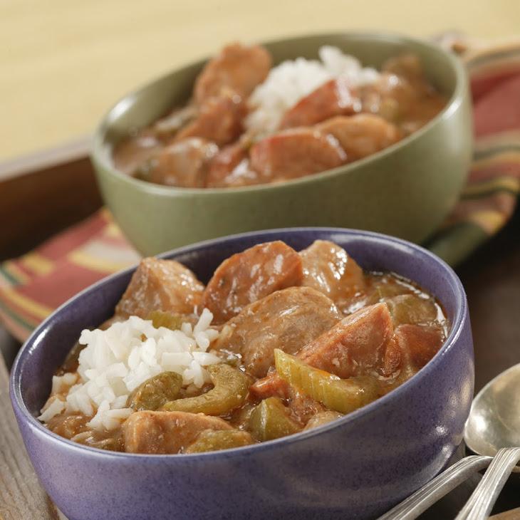 Creole-Style Pork Stew