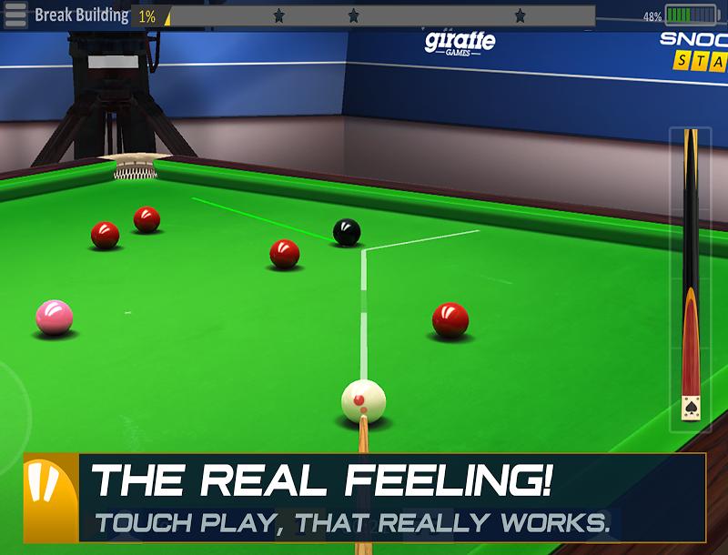 Snooker Stars - 3D Online Sports Game Screenshot 13
