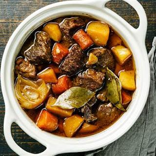 Scottish Stout Stew.