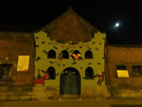 Photo: Ridders en jonkvrouwen in de nacht