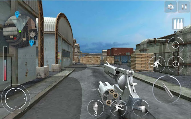 Call Of Modern Warfare : Secret Agent FPS Android 12