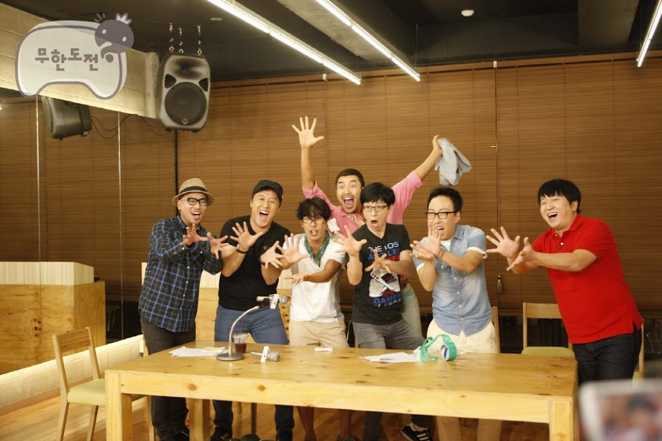 Infinite Challenge Officially Ending After 13 Years