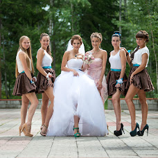 Wedding photographer Aleksandr Kuzmin (ilim). Photo of 24.03.2017