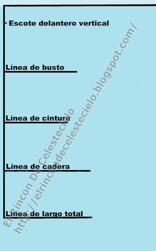 Escuadrando líneas horizontales