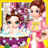 Baby Wash Bathing & Dress Up