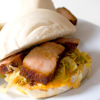 Pork Belly Sandwiches, Chinese-Style.