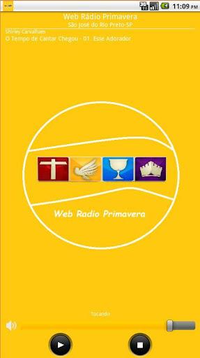 Web Rádio Primavera