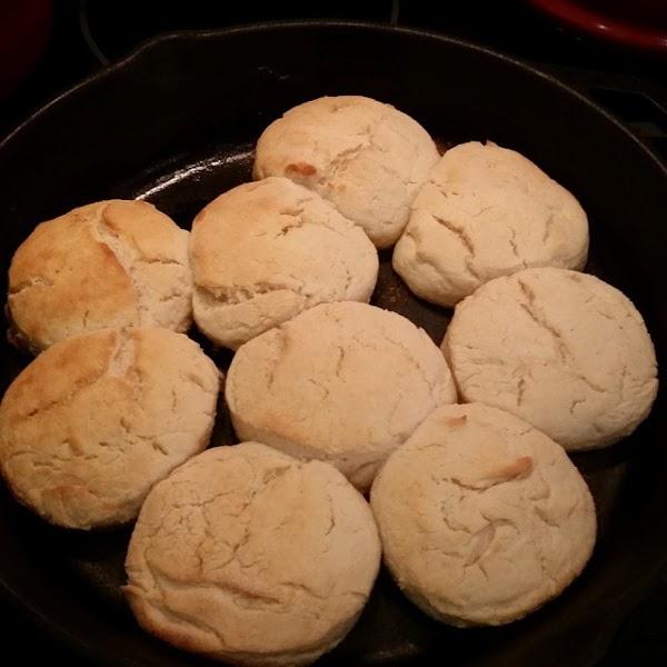 Biscuits Recipe