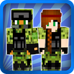 Military skins for Minecraft 1 Apk