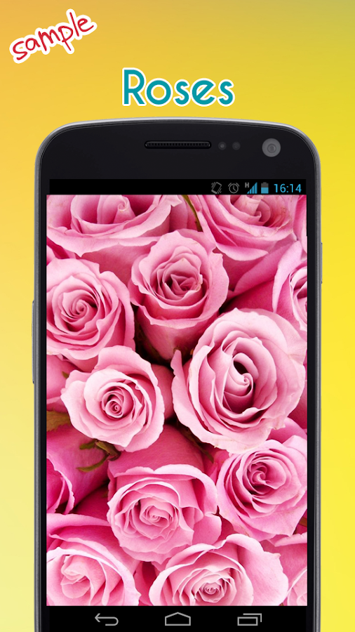 Flower Wallpaper - Android Apps on Google Play