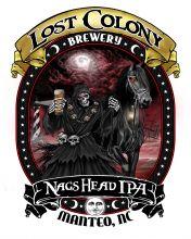 Logo of Lost Colony Nags Head IPA