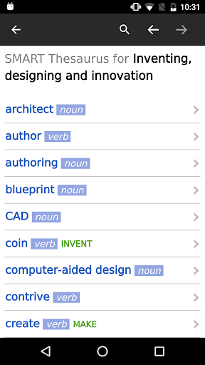 Cambridge Advanced Learner's Dictionary, 4th ed. 5.5.66 screenshots 5