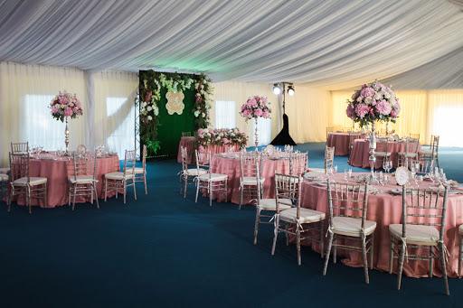 шатер для свадьбы в «Целеево»  2