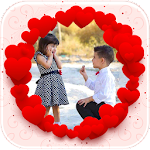 Photo Frame and Decoration Editor : Text on Photo icon
