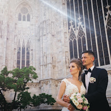 Fotografo di matrimoni Vitalik Gandrabur (ferrerov). Foto del 13.06.2019