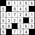 Number Crossword Fill In Puzzles icon