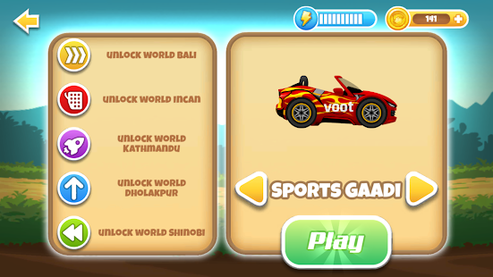 Chhota Bheem Speed Racing- screenshot thumbnail