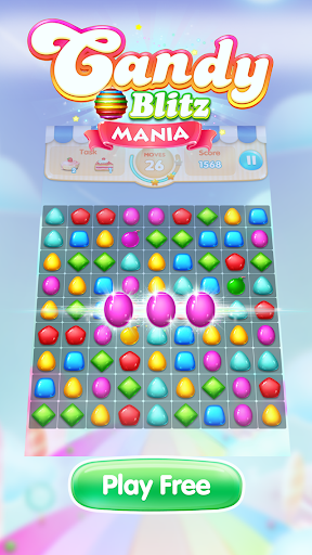 Candy Blitz Mania 1.0.2 screenshots 5