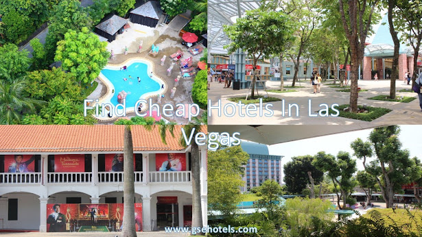 Find cheap hotels in Las Vegas