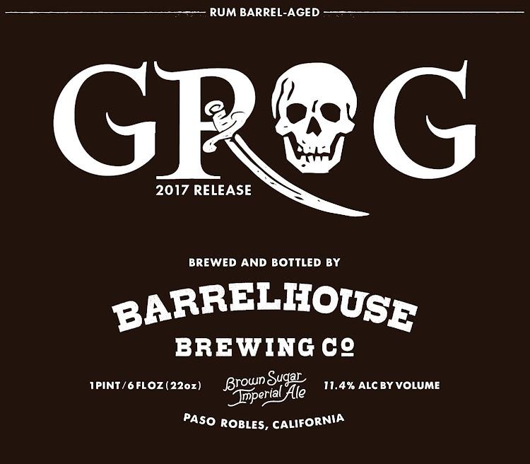 Logo of BarrelHouse Grog [2017] - Brown Sugar Imperial Ale