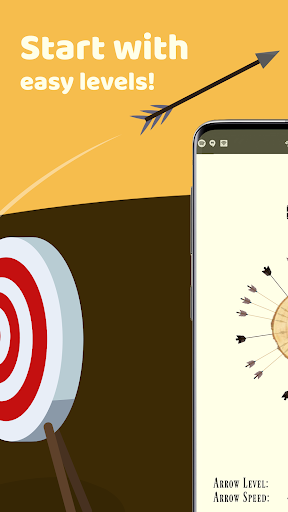 Arrow shooting game for free: Archery Master - screenshot