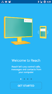 Reach- screenshot thumbnail