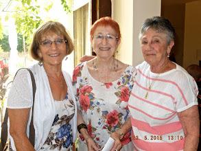 Photo: Roz, Heather & Leah