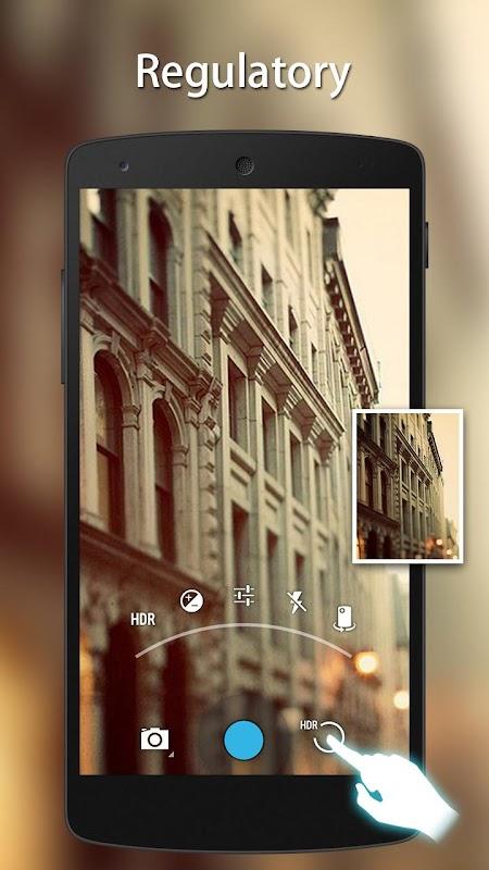 HD Camera screenshots