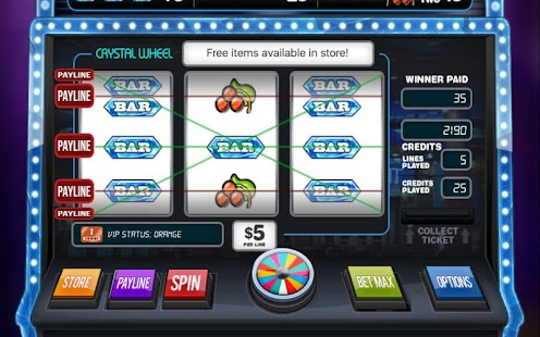 Crystal Wheel Slotss Free- screenshot thumbnail