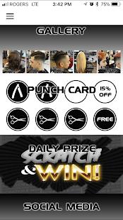 4.0 Cuts Barber Salon - náhled