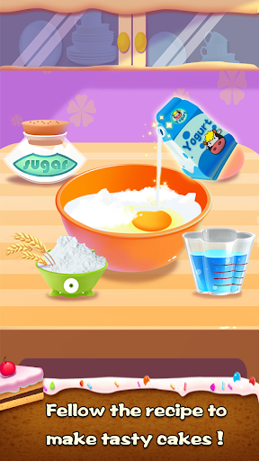 Cake Master – Crazy Cooking