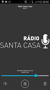 Rádio Santa Casa- screenshot thumbnail