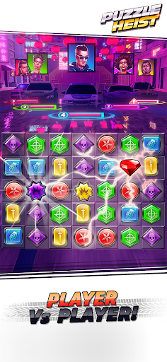 Puzzle Heist 0.9.9 screenshots 7