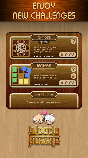 Woody Block Puzzle u00ae 1.7.2 screenshots 1