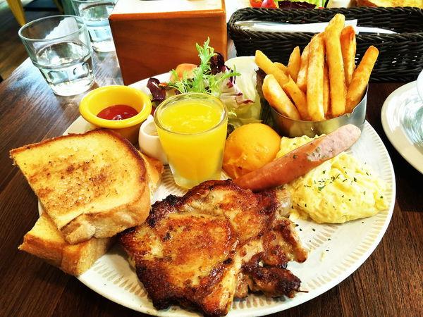 小紐約 Little N. Y. Cafe.豐富的早午餐系列.絕對滿足你的味蕾