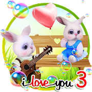 Bunnies Spring Song 2016