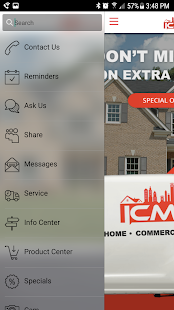 ICM Air Conditioning- screenshot thumbnail