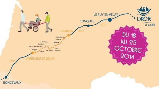 pelerinage-de-l-arche-de-la-vallee-vers-saint-jacques-de-compostelle-octobre-2014-cahors-aire-sur-l-adour