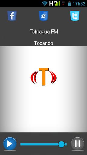 Rádio Teiniagua FM