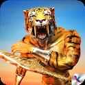 Super Tiger Hero: Terra Street Crime Fighter icon