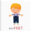 BohFeet: Health of children's feet icon