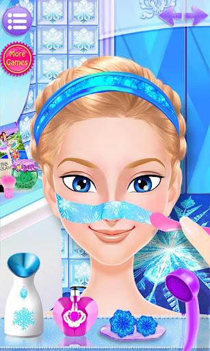 Ice Queen - Frozen Salon