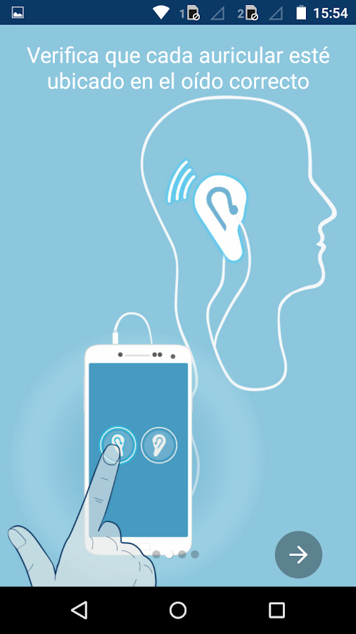 uSound (Hearing Assistant)- screenshot